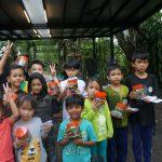 SOS Taman Tugu Donation Drive