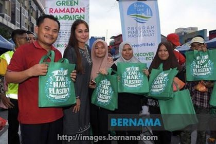 [PRESS RELEASE] Celebrating Greener Ramadan to Save Our Rivers