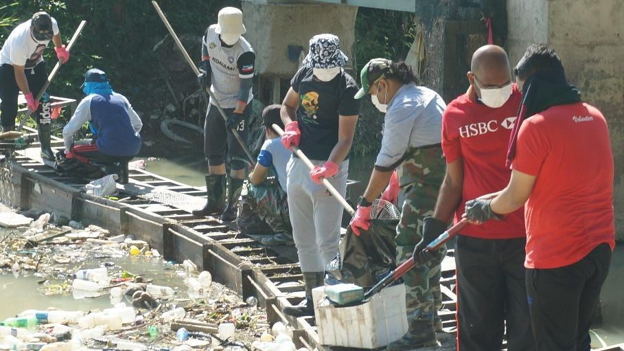 HSBC Support River of Life