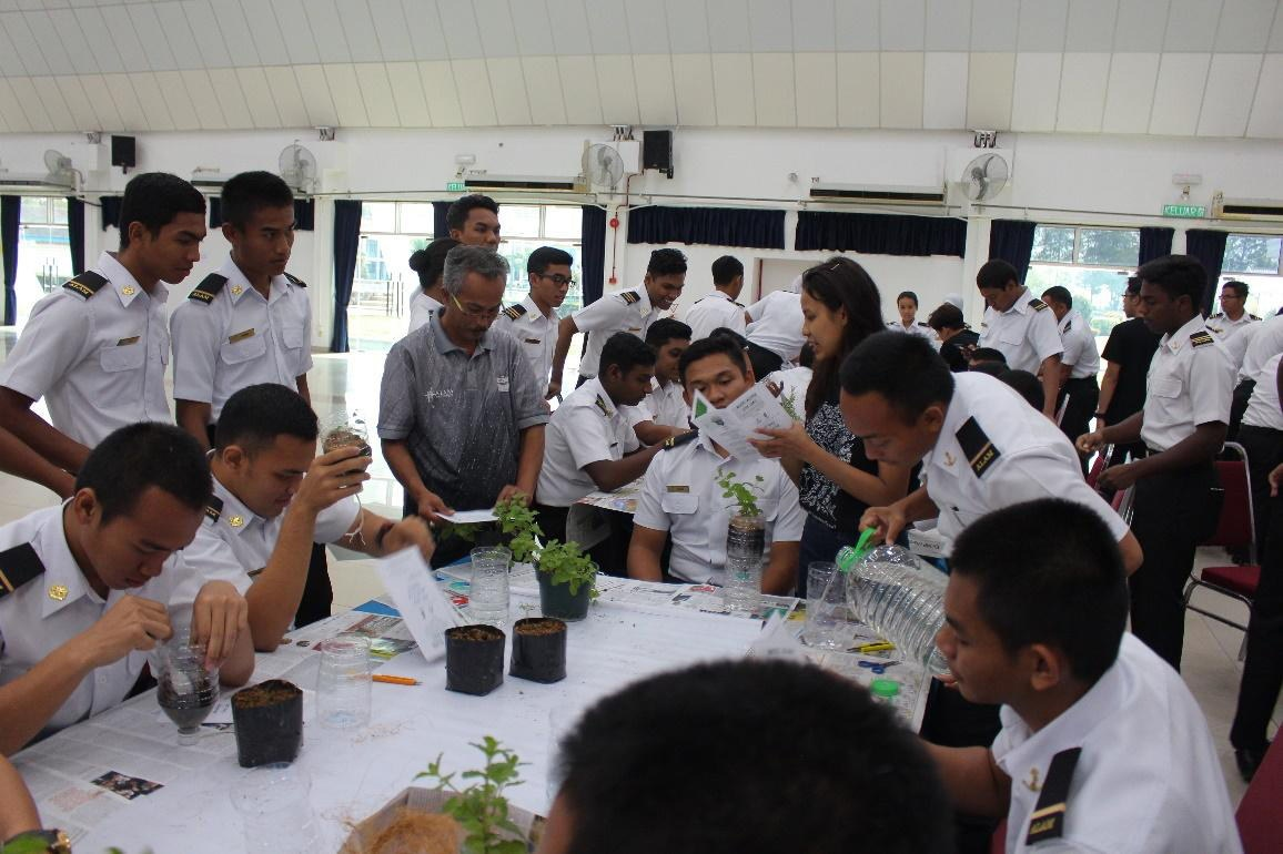 A Day at the Malaysian Maritime Academy