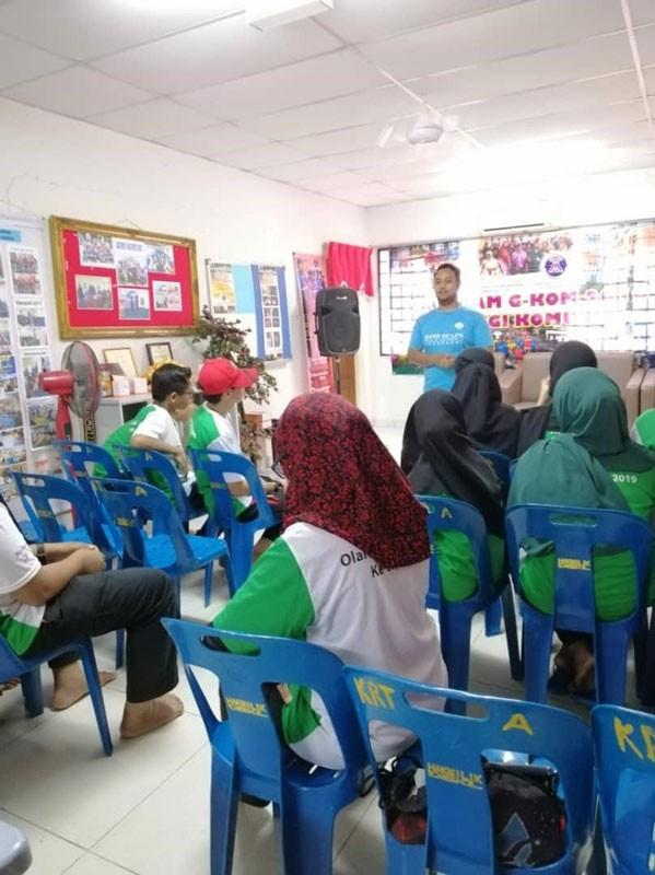 KRT Sri Penara : Used Cooking Oil Soap-making Workshop