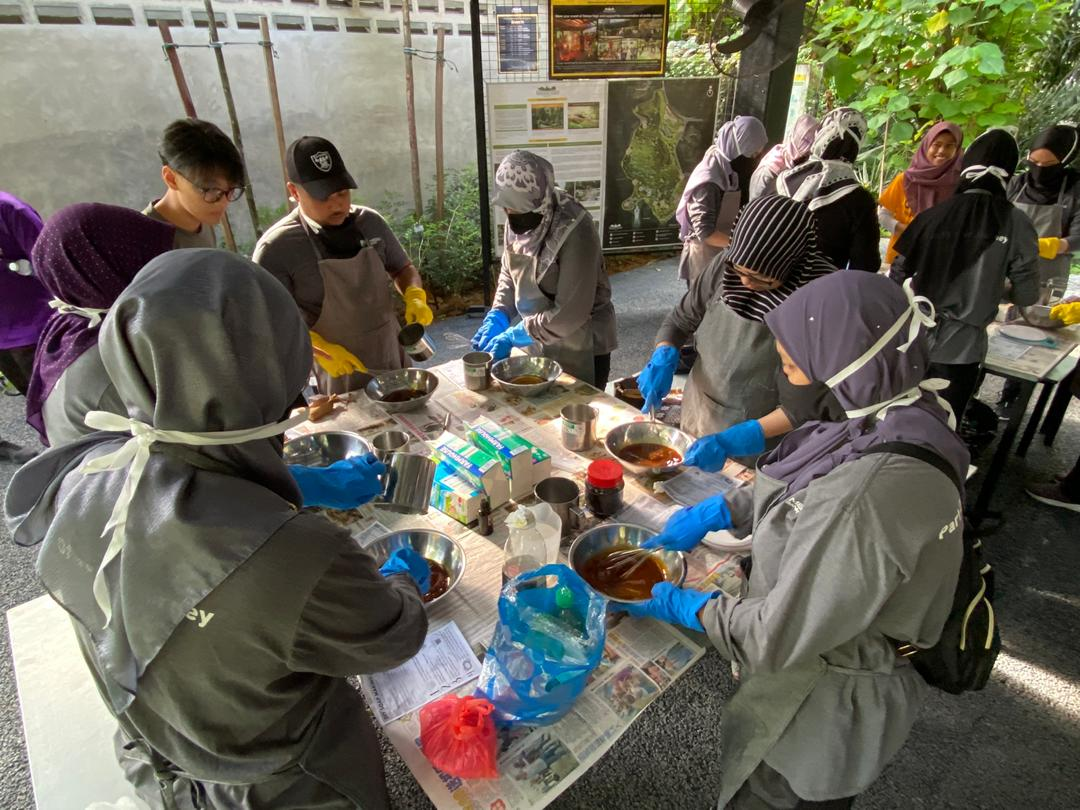 C4C Soap-making Workshop at Taman Tugu KL (28th March)