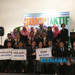 Kebun mini mampan SMK Aminuddin Baki menang Anugerah Hijau 2019