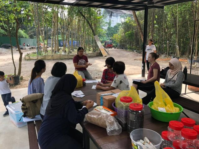 Garbage to Garden School Holiday Special: Composting in the Green Heart of Kuala Lumpur