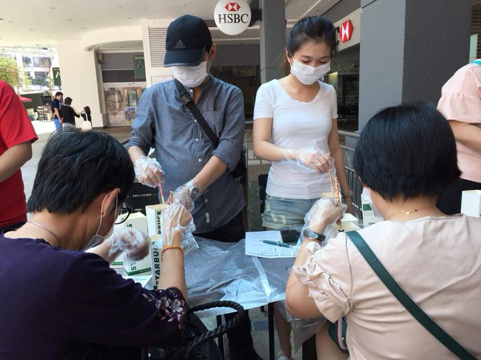 DIY Soap Making Workshop Using Used Cooking Oil at Starbucks Plaza Mont Kiara