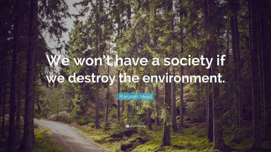 MY Environment MY Responsibility