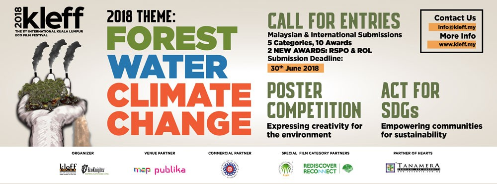Calling All Filmmakers, Kuala Lumpur Eco Film Festival Is Back And Seeking Submissions!