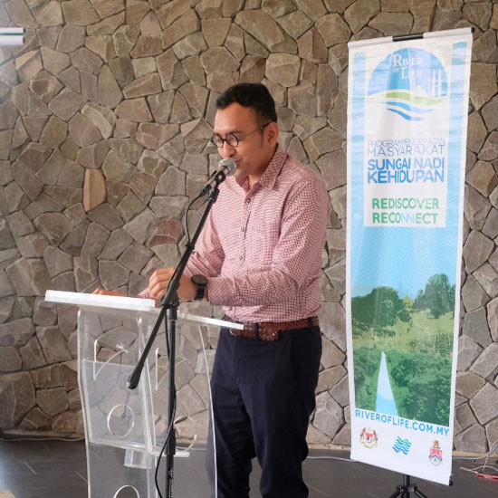 Project River Of Life (ROL) – Launching Ceremony for The 10th Anugerah Hijau