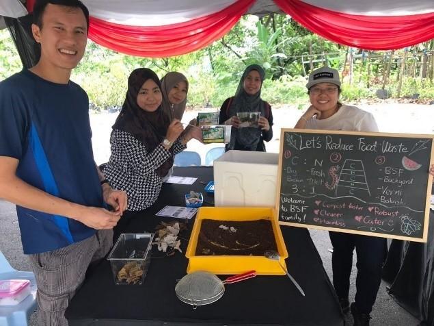 HSBC Eco Day at Taman Tugu