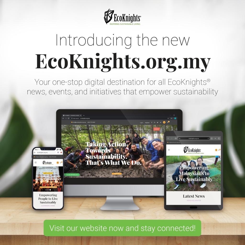 New EcoKnights Website