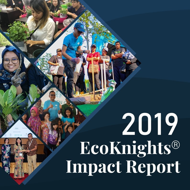 EcoKnights Marks another Successful Year with Release of New Impact Report