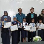 Celebrating the Rising Talents of Our Youth in Environmental Education at the Anugerah Hijau Award Ceremony 2020