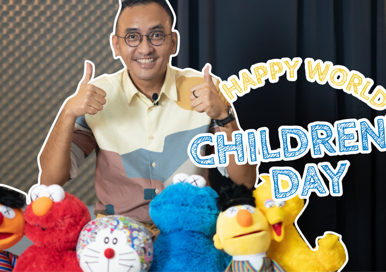 No One in this World Deserves to be Ignored – Especially on World Children's Day