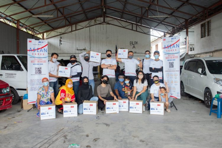 ASEAN CARES Continues its Humanitarian Mission with Refugees and At-Risk Communities in Sabah and KL