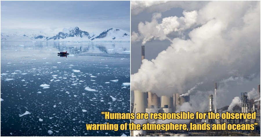 WOB: IPCC Report States We Can No Longer Escape Human-Caused Climate Change, What Does It Mean For Malaysia?